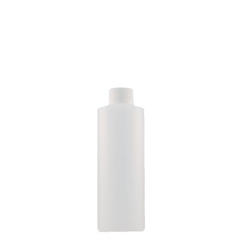 HDPE Bottles 250ml (8 45 fl oz) - screw top lid